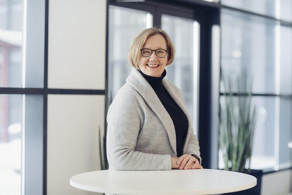 Palmian väliaikaisena toimitusjohtajana toimii Leena Saarinen